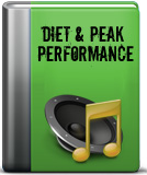 Diet & Peak Performance Audiobook